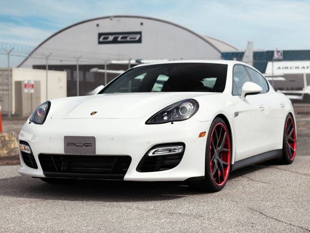 Porsche Panamera GTS от SR Auto