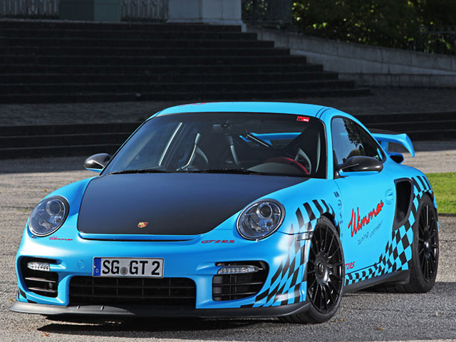 Porsche 911 GT2 RS Muscle Play от Wimmer RS