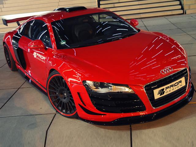 Audi R8 от тюнинг-ательье Prior Design