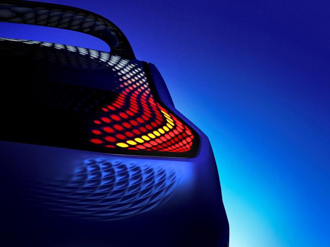 Тизер от Renault и Ross Lovegrove