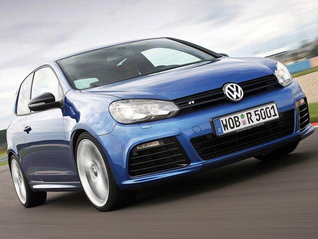 Следующий VW Golf R получит 300 л.с.?