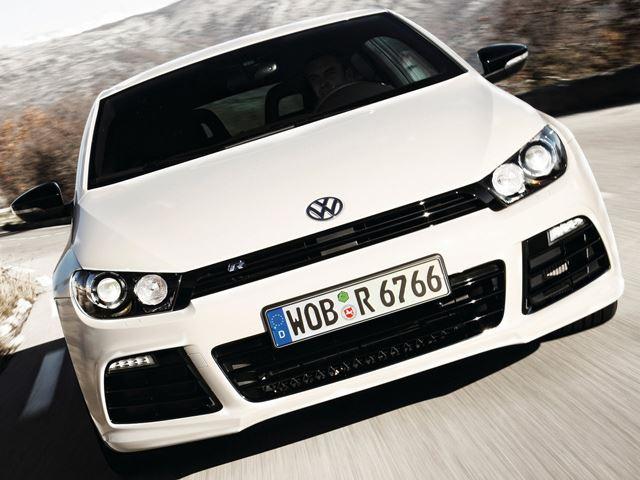 VW Scirocco рестайлинг?