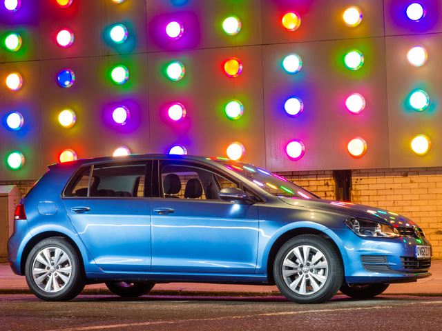 VW Golf назван Автомобилем Года