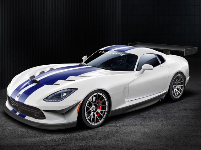 Hennessey представил предварительные фото нового Viper Venom