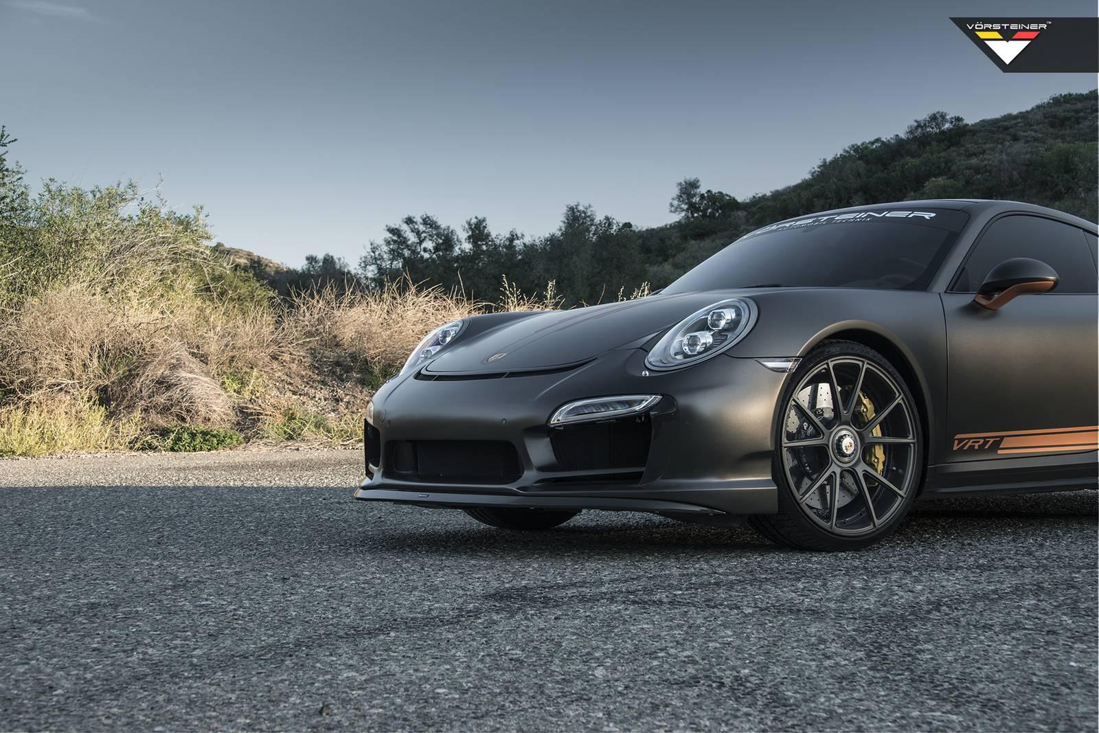 Vorsteiner представил V-RT Edition Porsche 911 Turbo S
