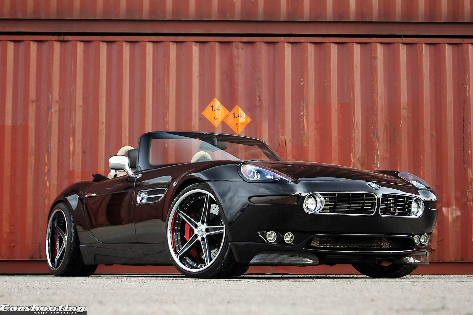 BMW Z8 от тюнинг-ателье G-Power