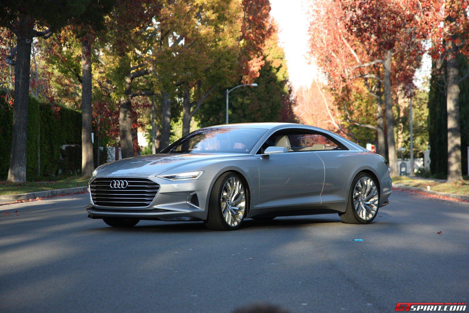 Подробности о следующем поколении Audi A8