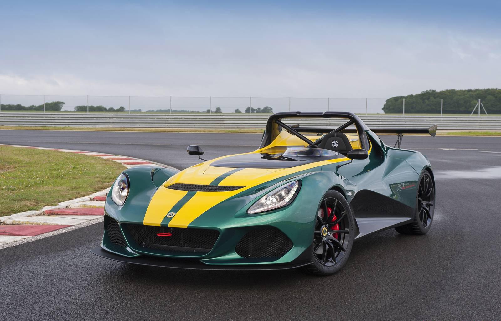 Lotus планирует построить Evora 400 и 4-Eleven