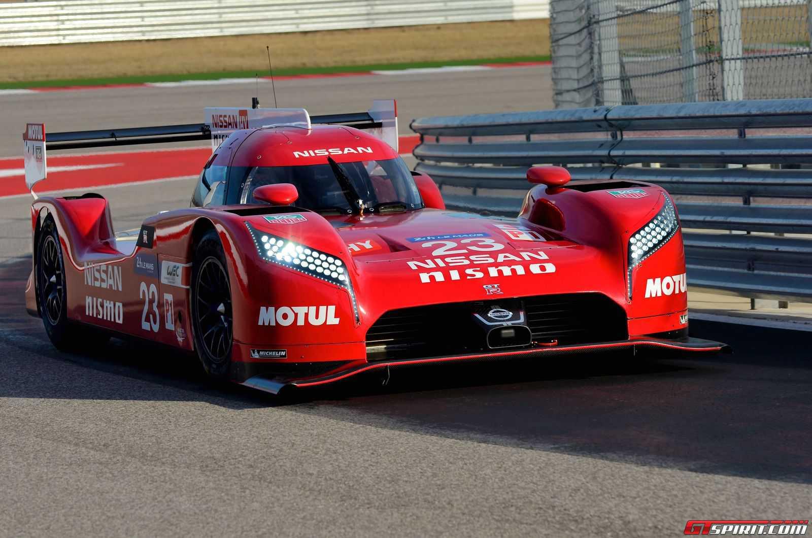 Nissan размышляет о будущем LMP1