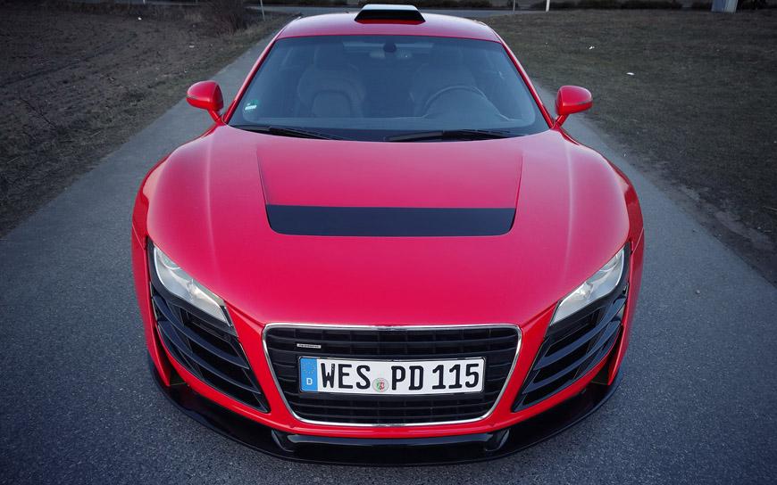 Audi R8 GT850 от Prior Design
