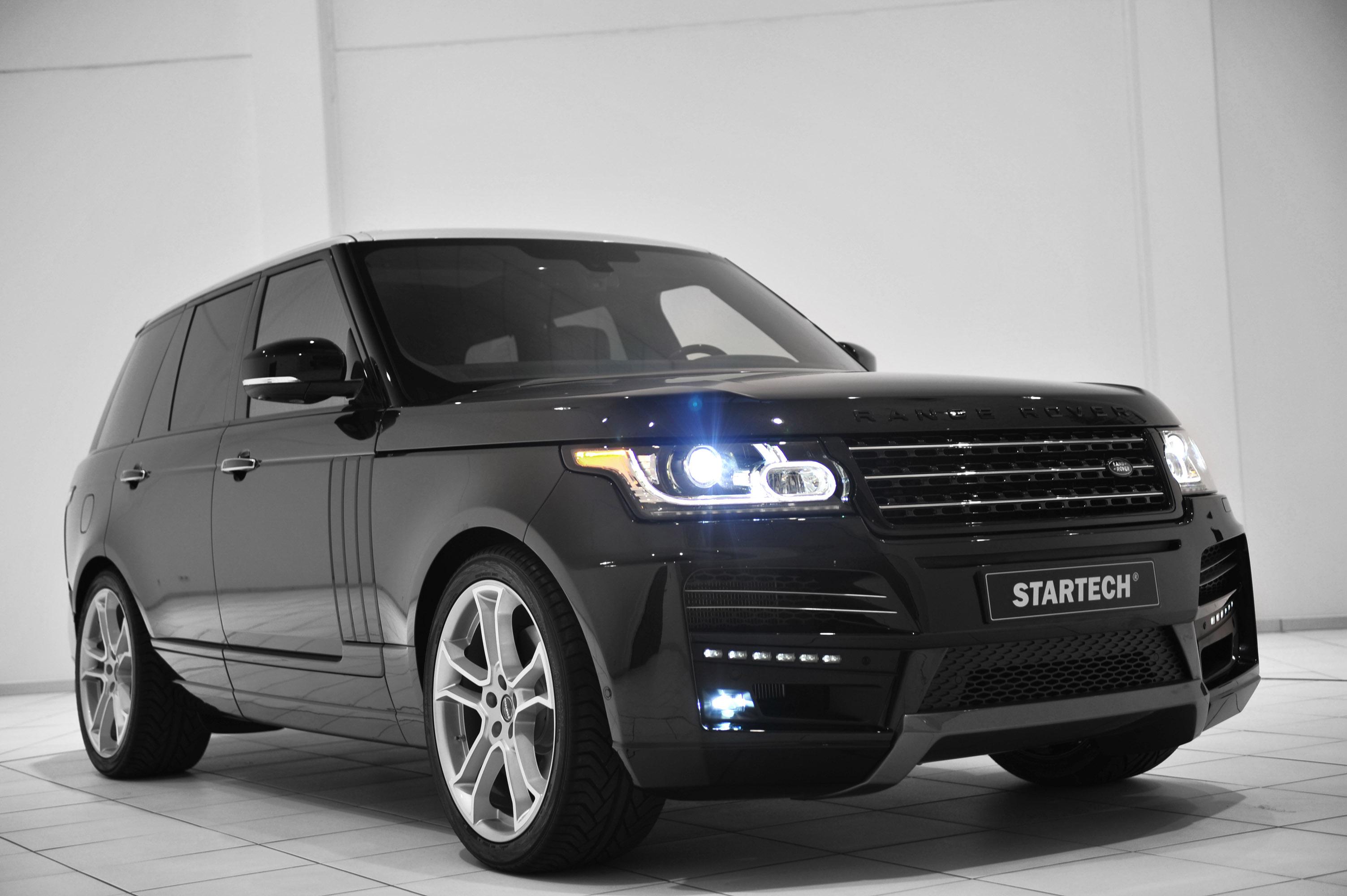 Range Rover 2013 от тюнинг-ателье Startech