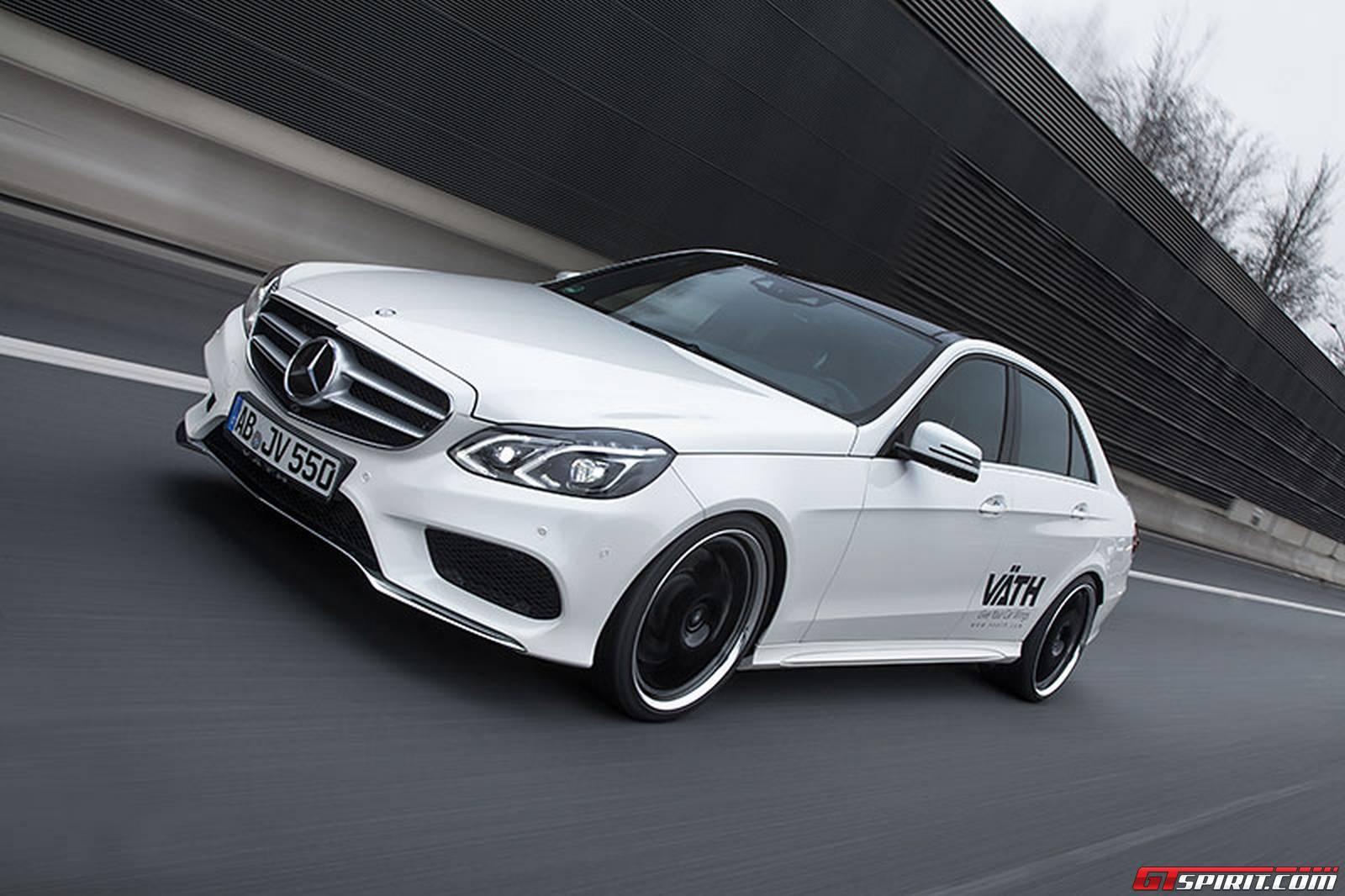Mercedes-Benz E-Class от Vath