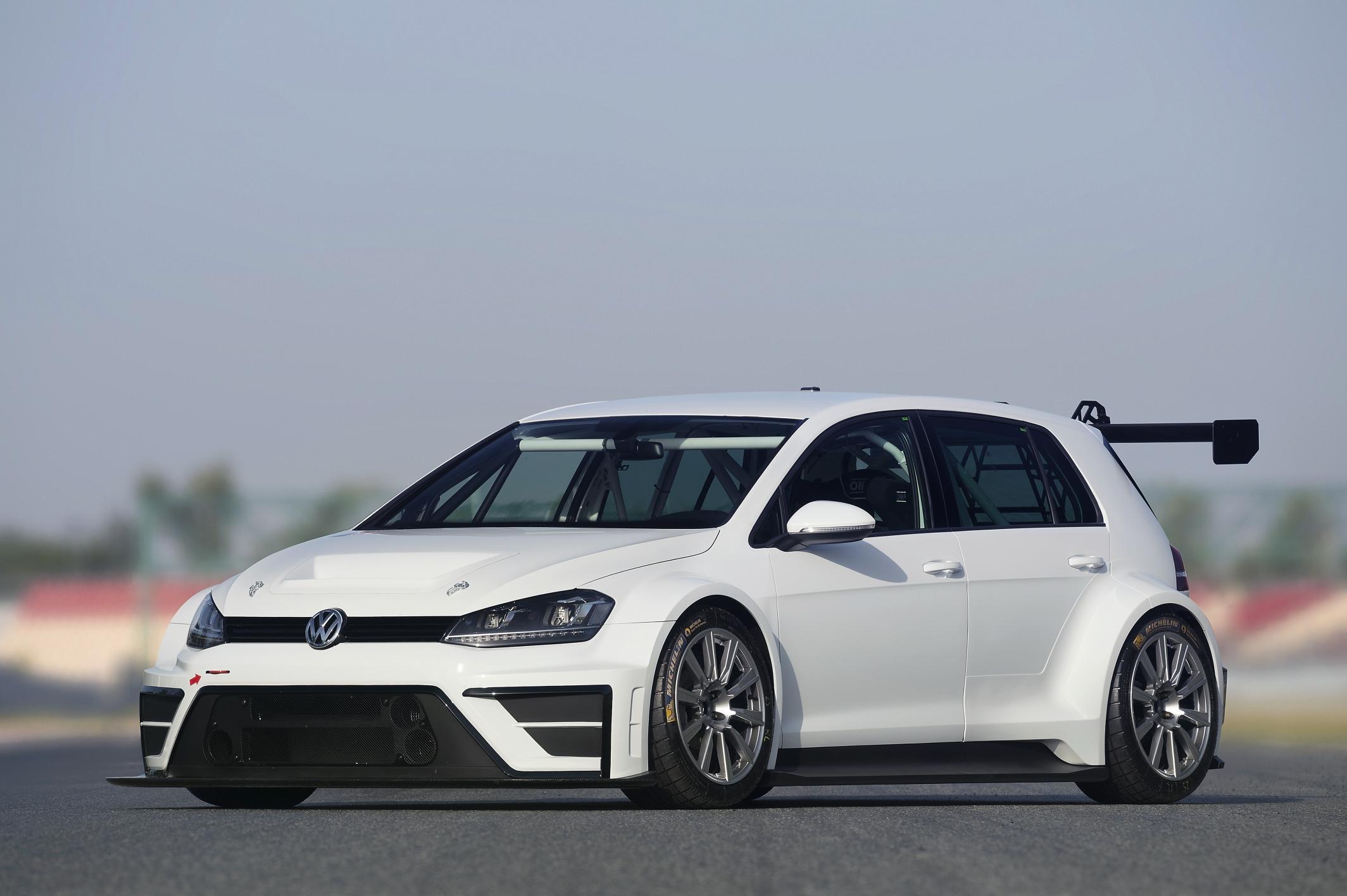 Трековая спецификация Volkswagen Golf R