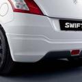 Задняя юбка Suzuki Swift 4 Обвес X-ITE