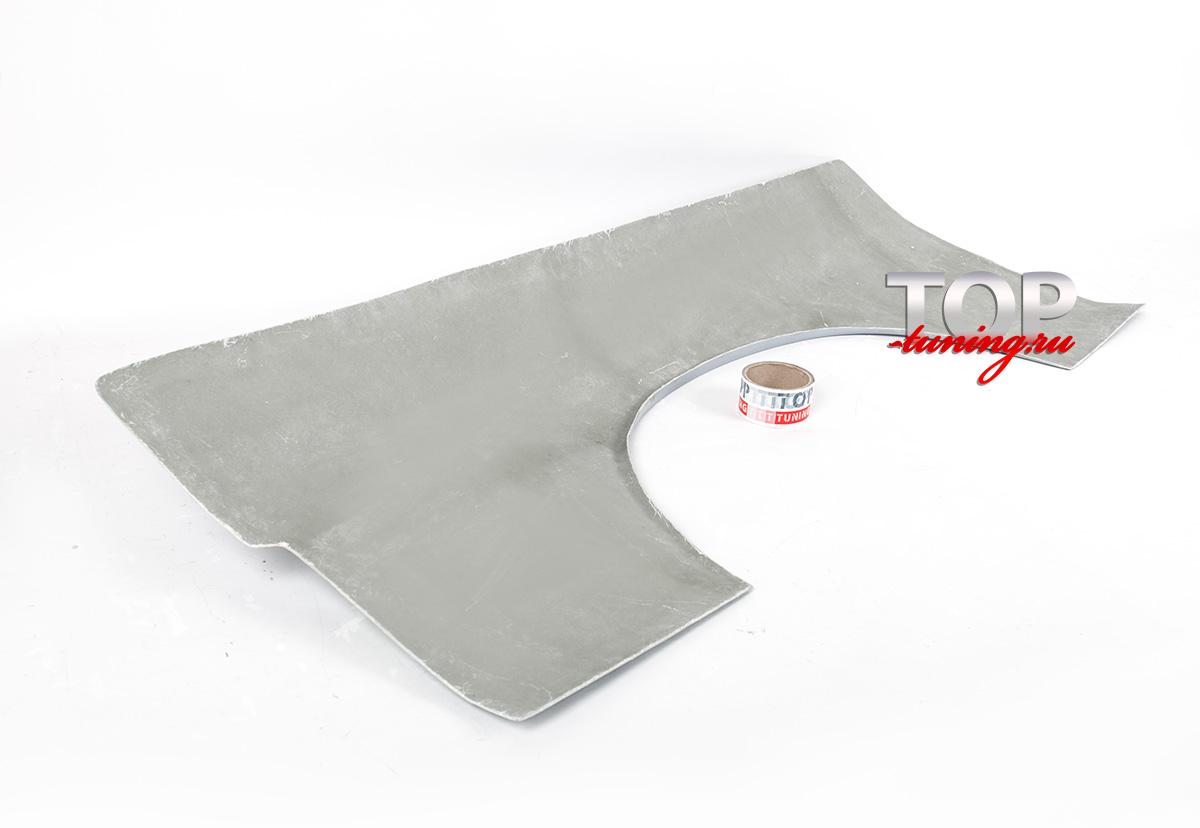 633 Накладки на задние крылья + 50 мм. D-Max D1 на Nissan Silvia S13-180SX-200SX-240SX