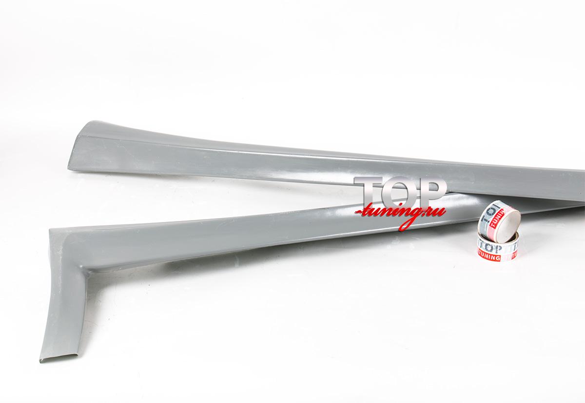 6576 Накладки на пороги AMG Style на Mercedes E-Class W124