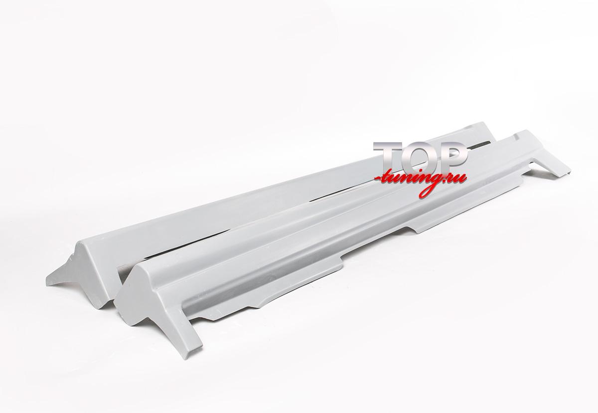 7999 Пороги VOGUE на Mitsubishi Galant 8