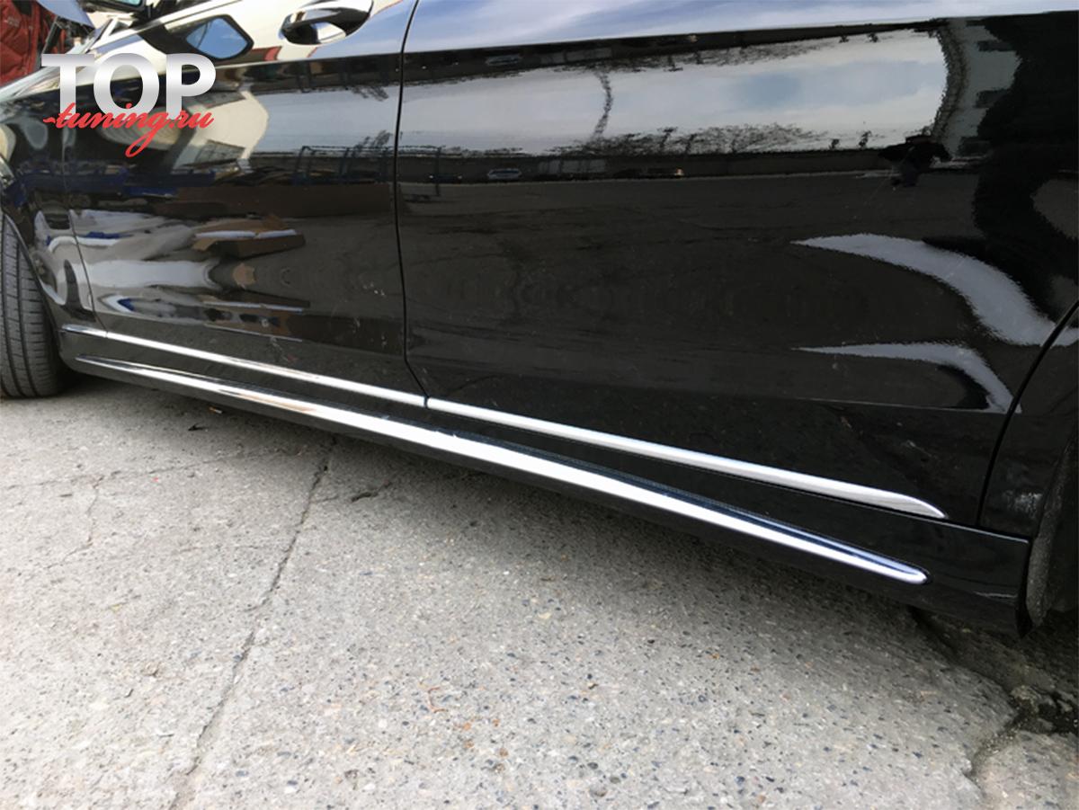 ОБВЕС VISION AMG STYLE S63 / S65 - ТЮНИНГ МЕРСЕДЕС W222 S350 / S500
