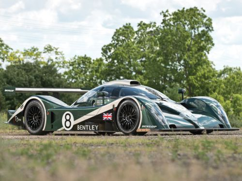 Bentley-Speed-8-Le-Mans-Prototype-up-for-Auction
