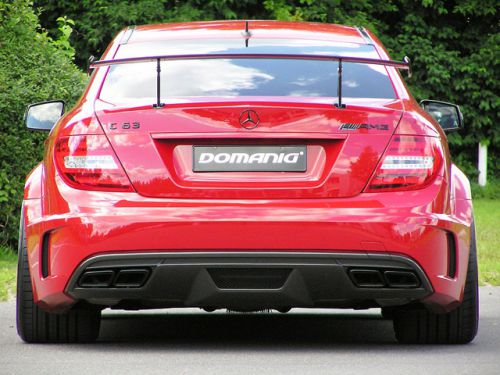 Domanig Ups the Mercedes-C63-AMG-Black-Series-to-600hp_5