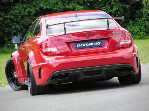 Domanig Ups the Mercedes-C63-AMG-Black-Series-to-600hp_4