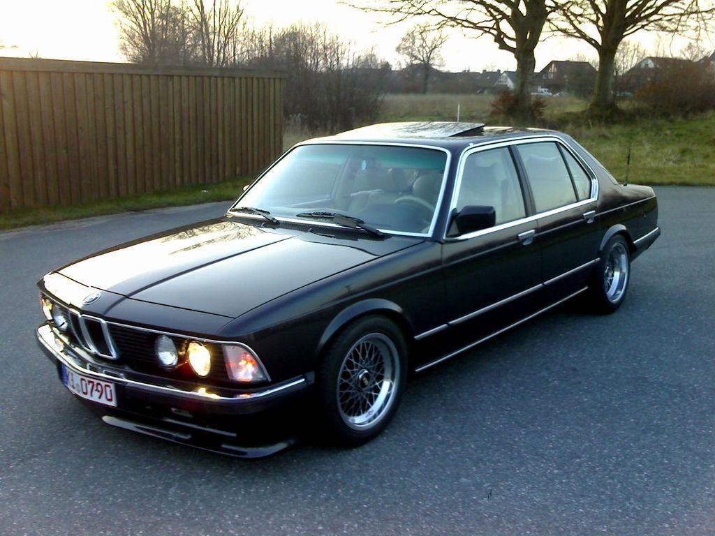 BMW 7 серии Е23