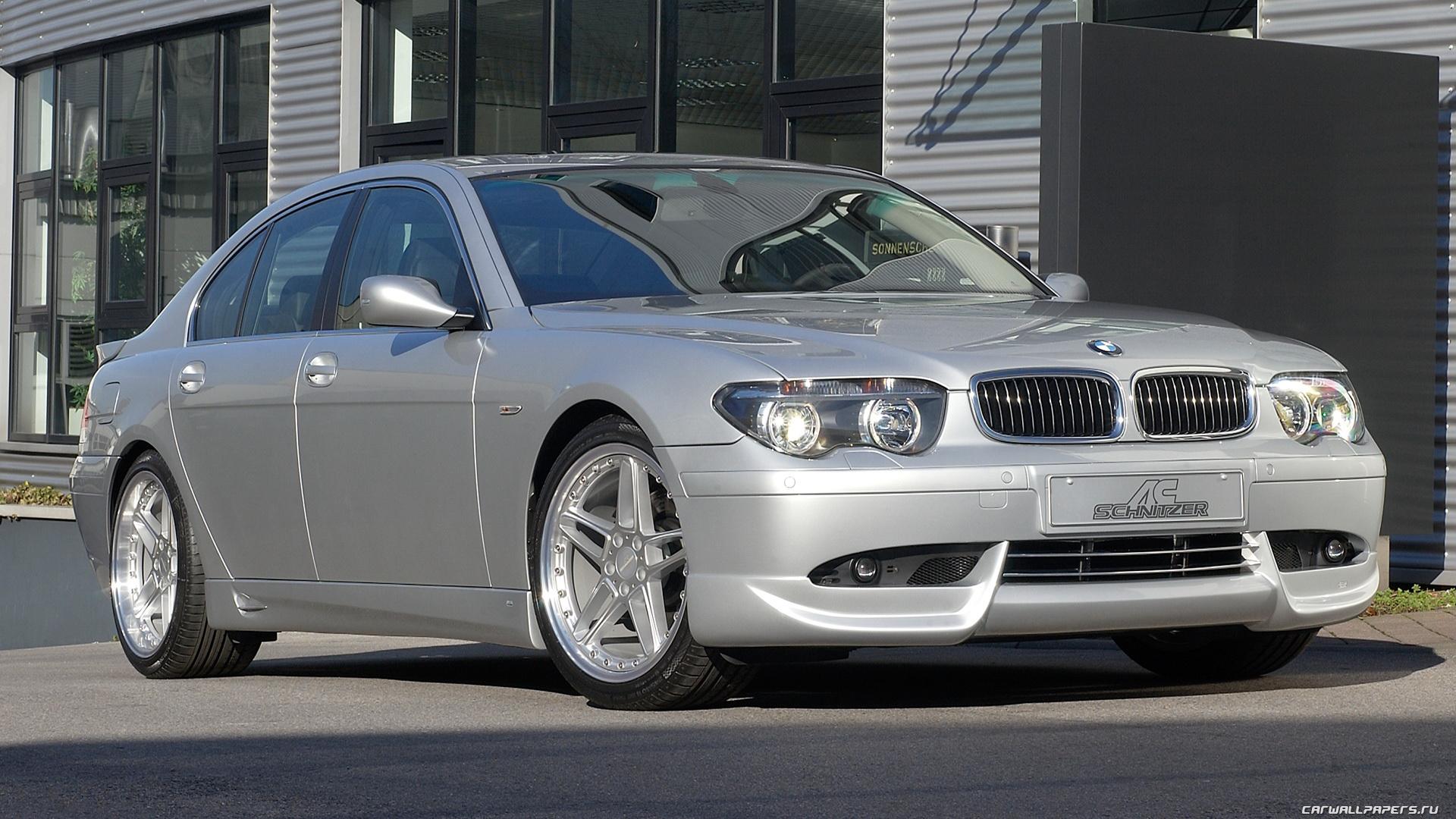 BMW 7 серии Е65/E66, история, обзоры, тюнинг