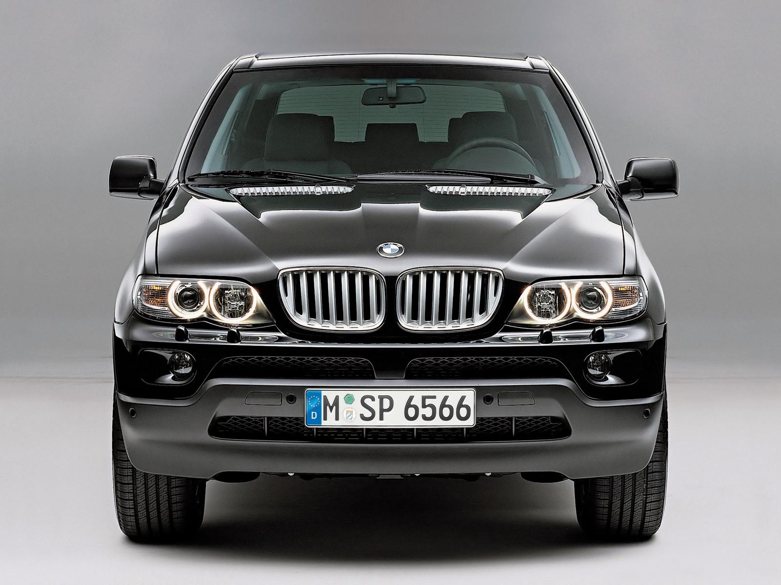 BMW X5 E53 фэйслифтинг - история, статьи, тюнинг.