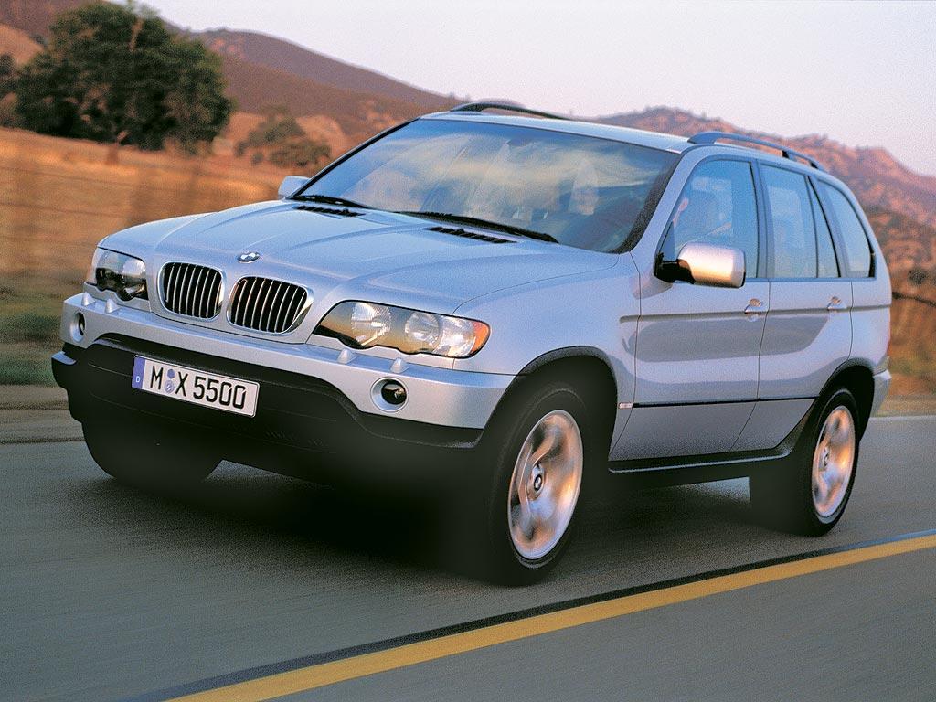BMW X5 E53 - история, статьи, тюнинг.