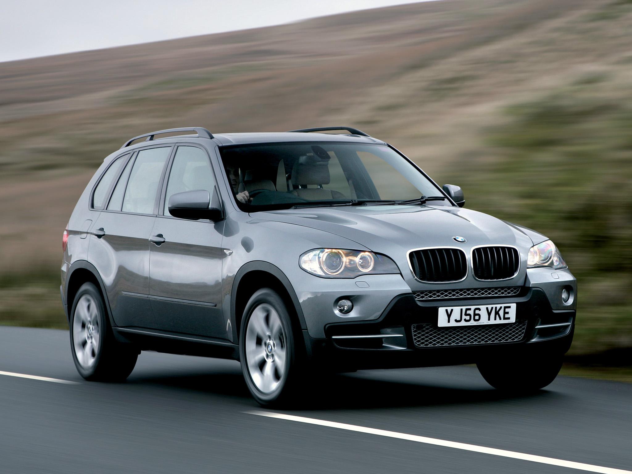 BMW X5 E70 - история, статьи, тюнинг.