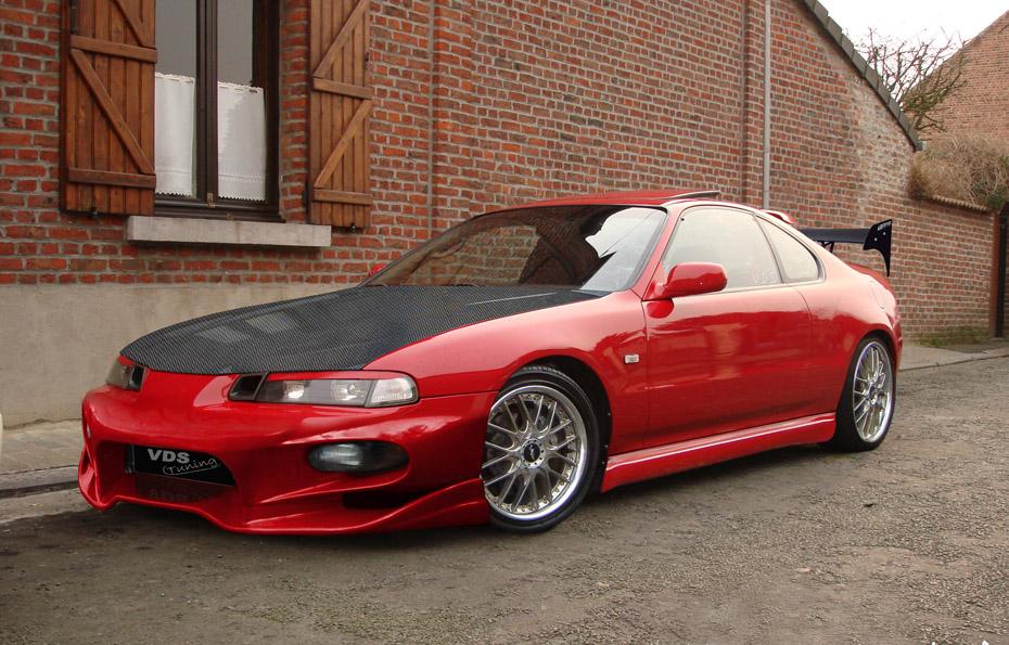 Honda Prelude тюнинг