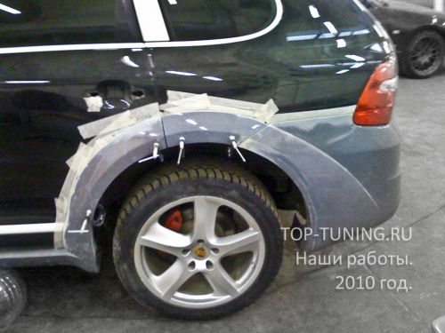 Tuning_Porsche_Cayenne_997_Tech_Art_Magnum_Ustanovka_obvesa_Our_works