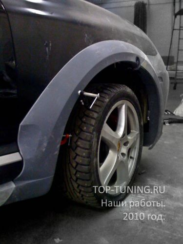 Tuning_Porsche_Cayenne_997_Tech_Art_Magnum_Ustanovka_obvesa_Our_works (4)