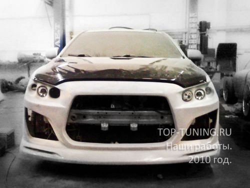 Tuning Mitsubishi Lancer 10 Obves Optika Exlusive Our Works (2)
