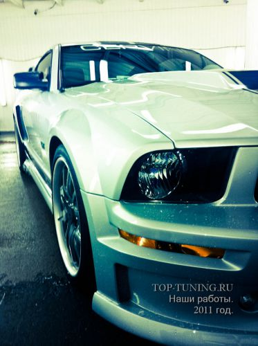 Tuning_Ford_Mustang_5_Obves_ustanovka_izgotovleniye_pokraska_Our_Works (2)