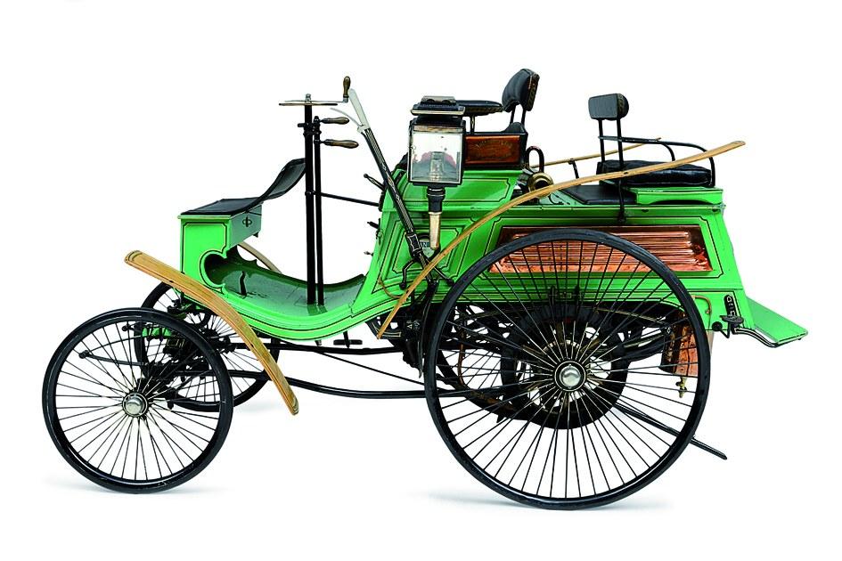Бенц Вело - 1895 год