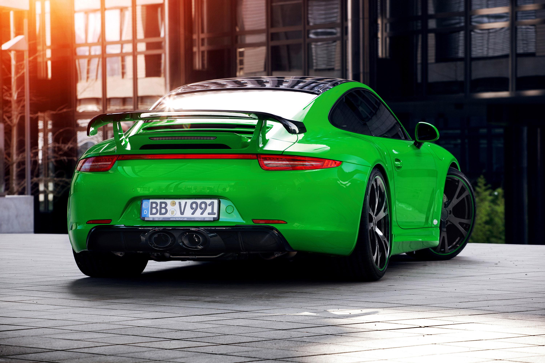 спортивный автомобиль зеленый porsche 911 carrera 4s  № 2596594 без смс