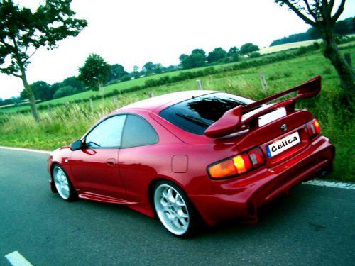 Обвес Toyota Celica