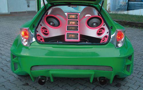 Тюнинг Toyota Celica