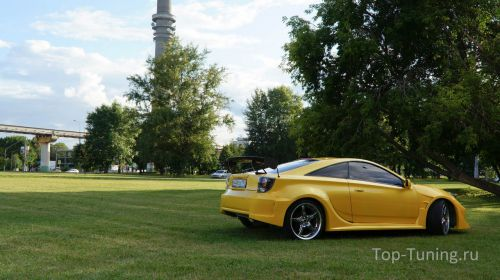 Тюнинг Toyota Celica 2