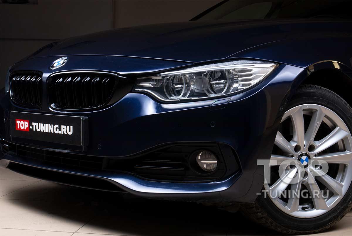 10069 Решетки радиатора M4 Look на BMW 4-Series F32 / F33 / F36