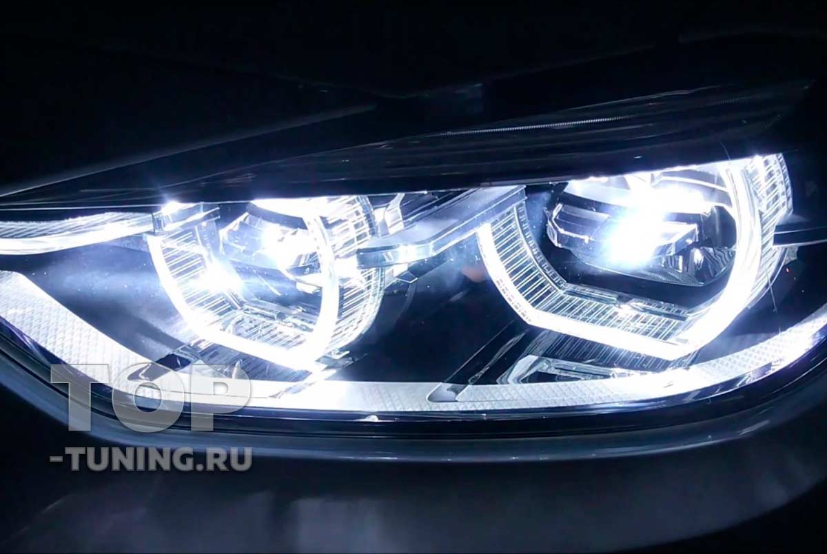 FULL LED MULTI-BEAM ОПТИКА LCI OEM для BMW 3 F30 / F31