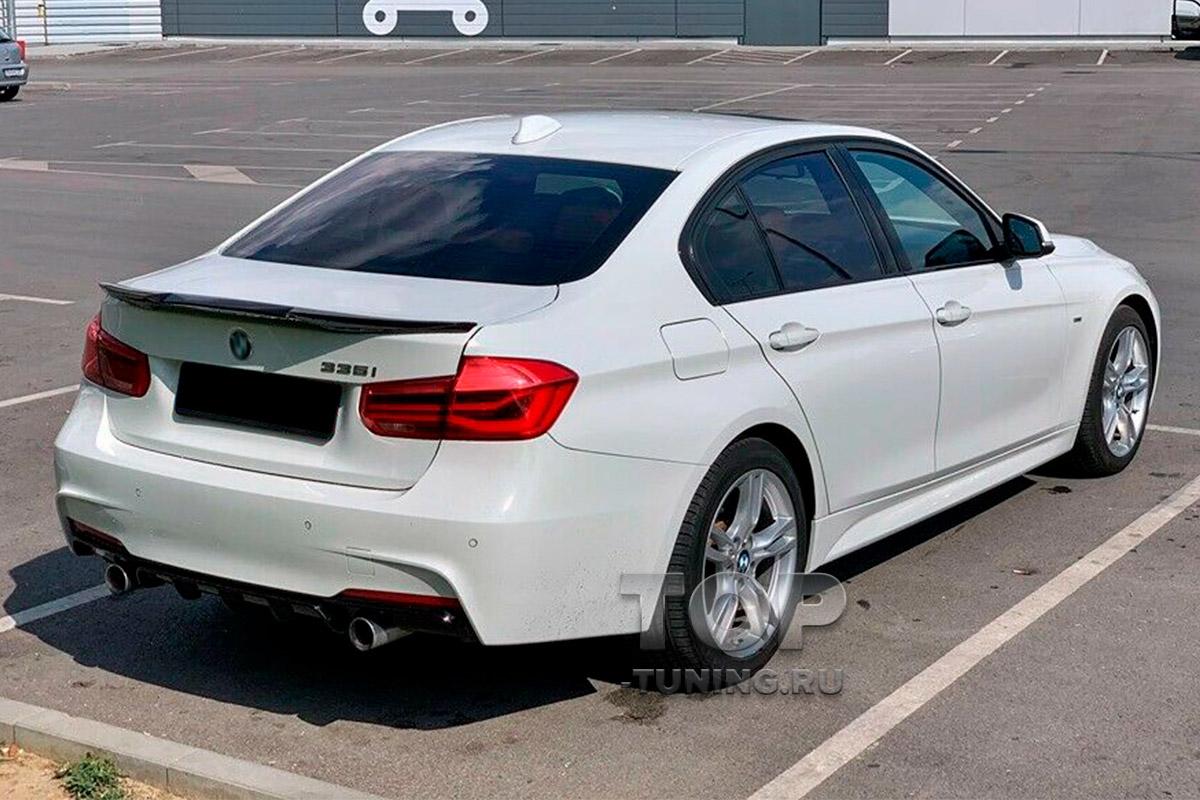 10106 Задний бампер M-Paket для BMW 3 F30