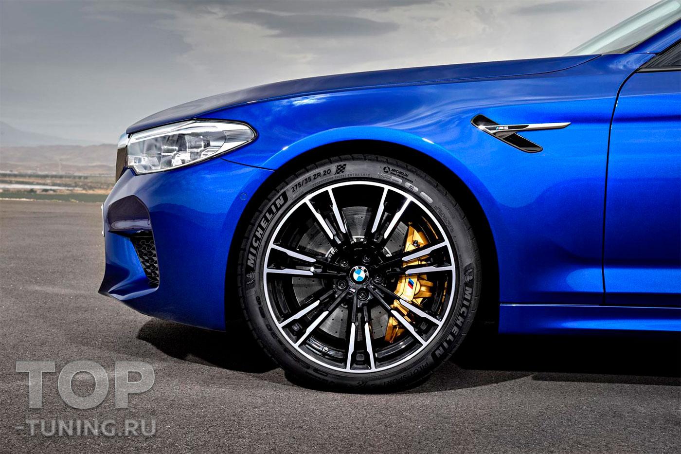 Оригинальные аксессуары для BMW