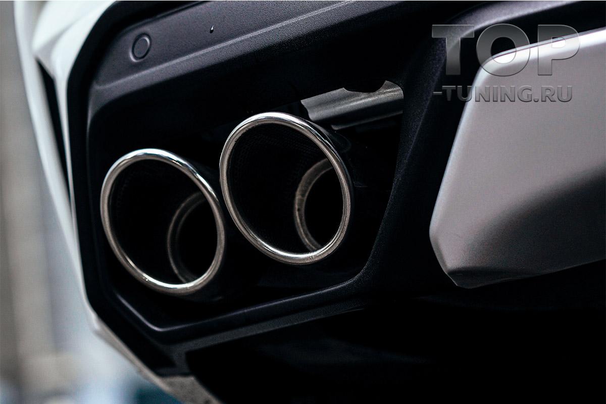 10142 Аэродинамический обвес Moose Design на Volvo XC60