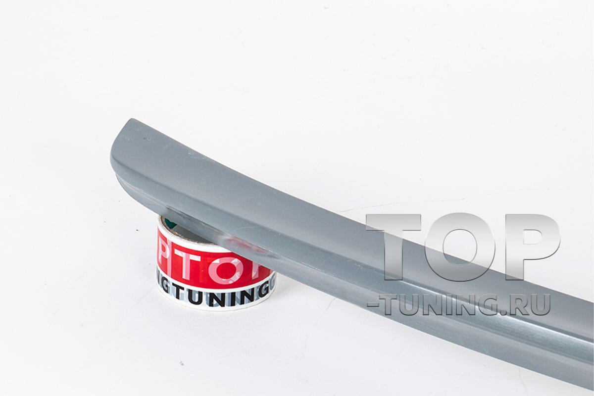 10157 Нижний спойлер TechArt на Porsche Cayenne E-3