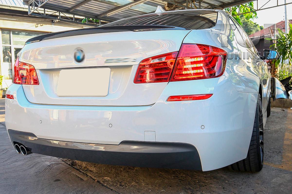 10166 Задний бампер M Tech для BMW 5 F10