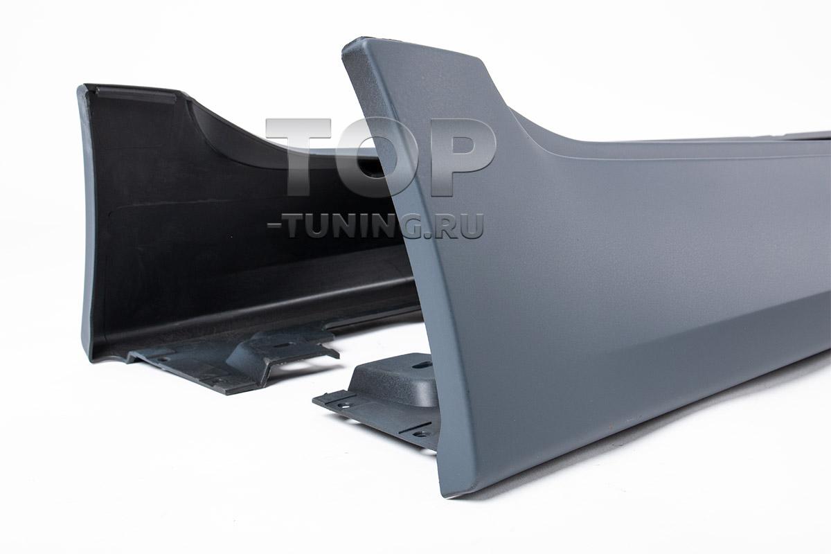 10167 Комплект порогов M Tech для BMW 5 F10
