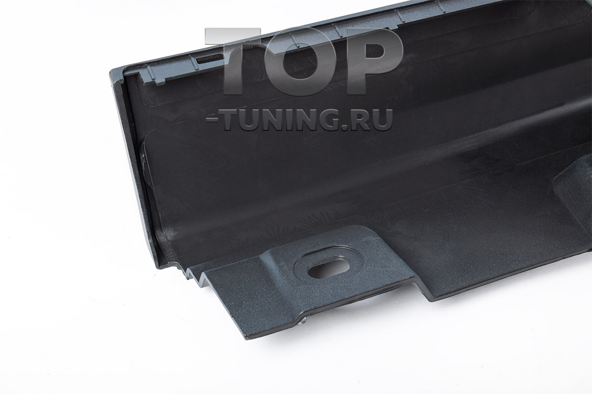 ТЮНИНГ БМВ 5 F10 / F11 (2009 - 2017) ПОРОГИ - ОБВЕС М-ПАКЕТ
