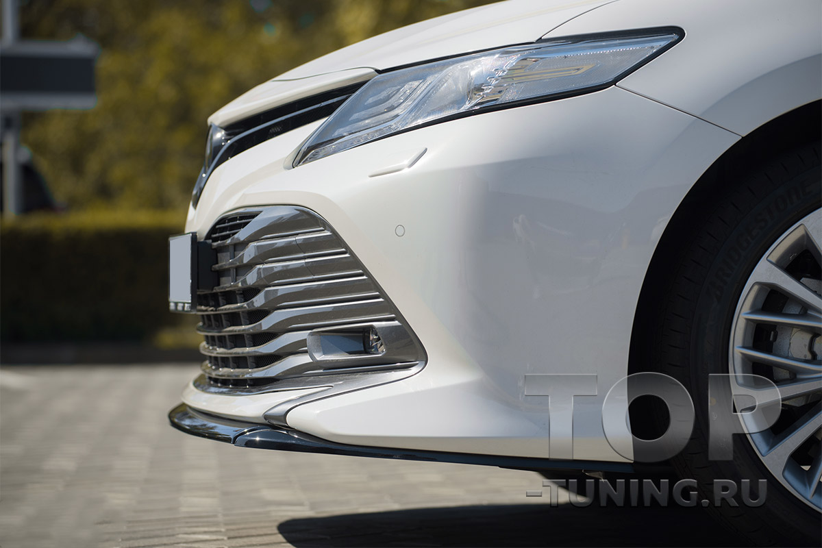 10191 Аэродинамический обвес Consul Sport для Toyota Camry XV70